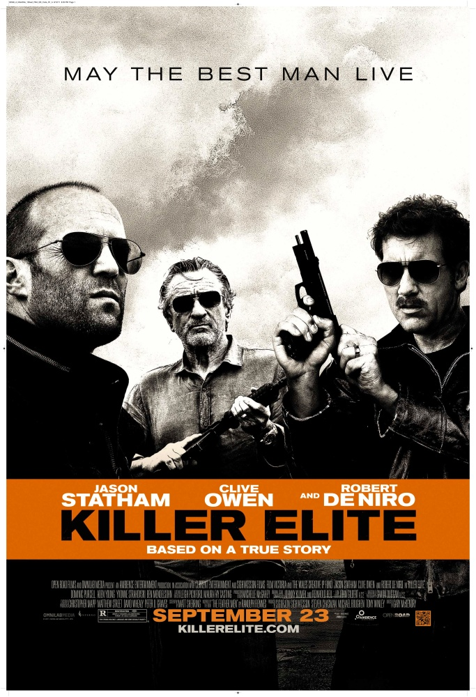 Killshot Goes Hollywood: Killer Elite vs. John Wick (1/2)