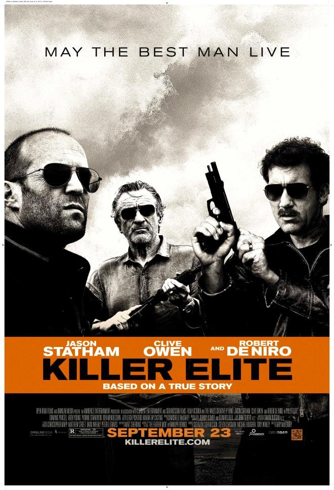 Killer Elite One Sheet