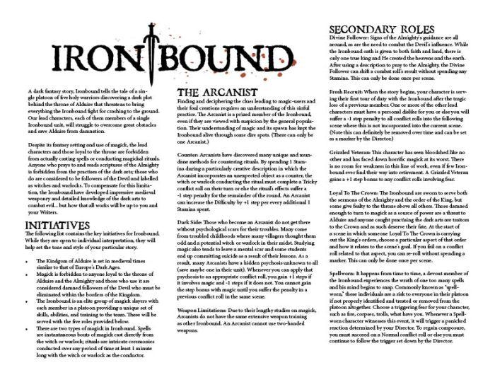 ScreenPlay_Ironbound_arcanist