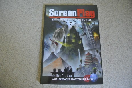 ScreenPlay's front cover
