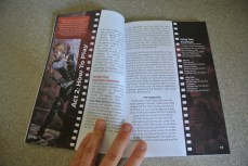 Another shot of the interior pages from ScreenPlay's softcover POD
