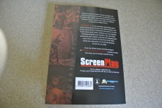ScreenPlay's back cover
