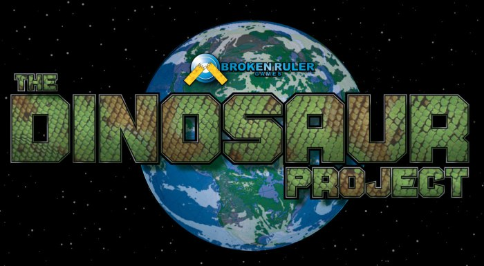 The Dinosaur Project logo